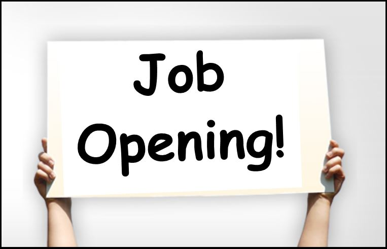 Two Positions Available