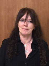 Facilities Manager, Kathie Martin